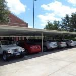 carport